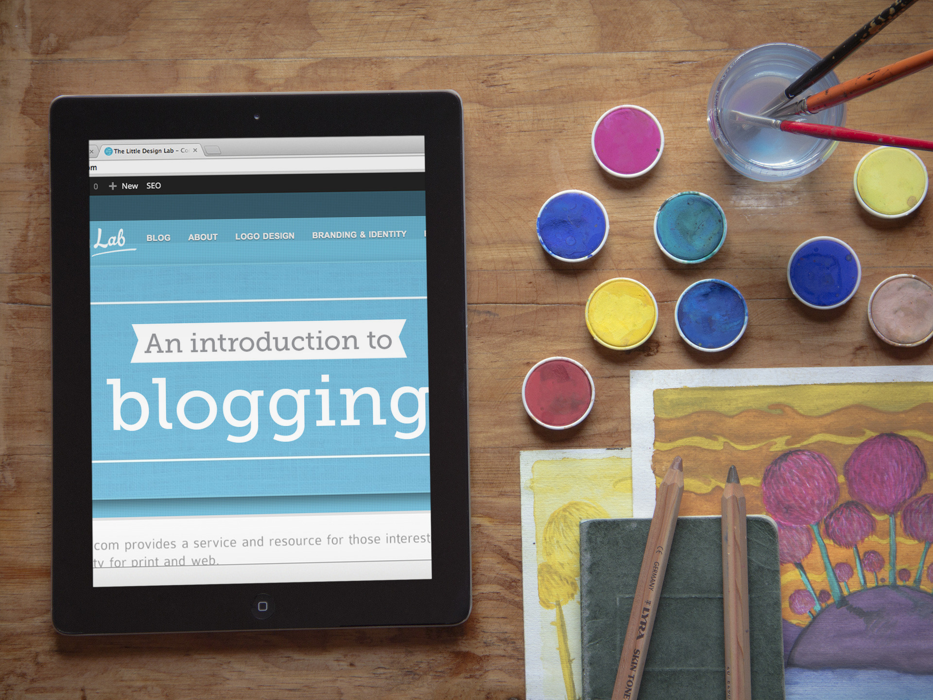 An introduction to blogging